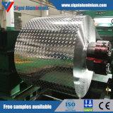 5083 lamiere Checkered/lamierino dell'impronta dell'alluminio per la costruzione di nave