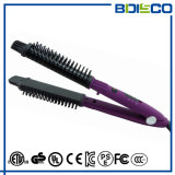 3 in 1 Hair Straightener and Curling Iron Brush