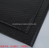 Schwarzer PET Membranen-Luftpolster-Umschlag-Beutel
