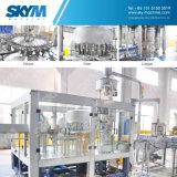 Compléter la chaîne de production remplissante de l'eau minérale