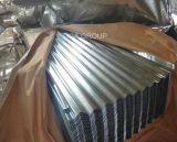 SGCC Dx51d 최신 담궈진 Zincalume/Galvalume 물결 모양 강철 루핑 장