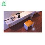 Wasserdichter an der Wand befestigter Computer-Schreibtisch-einfache Fünf-Sternehotel-Möbel