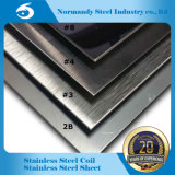 20 années d'expérience 410 2b Hr/Cr plaque en acier inoxydable