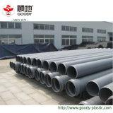 Tubo de UPVC de plástico de alta presión para suministro de agua y drenaje