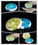 Caixa plástica Hsyy2323 do recipiente de armazenamento da alta qualidade quente da venda