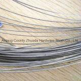 中国の鉄の柔らかいBwg 16の構築のためのエレクトロによって電流を通される結合ワイヤー