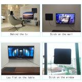 Actualiza versión 2018, la antena de TV digital HDTV amplificada en el interior de la antena de 75 millas de alcance