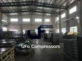 ölverschmutzter industrieller schraubenartiger 15kw Luftverdichter mit Luft-Becken