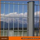 3D kurvte geschweißtes Maschendraht-Zaun-Panel