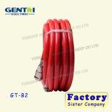 Подгонянная PU составная труба пробки шланга для подачи воздуха мягкая