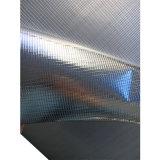 Single-Sided 사려깊은 알루미늄 호일 길쌈된 직물 열 절연제 피복