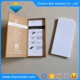 Carton de papier Kraft personnalisée zone Style de livre pour les cas de téléphone