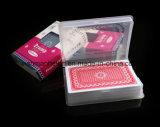 Cartões de jogo plásticos do póquer do PVC de Jeppan 100%