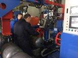 LPG 실린더를 위한 MIG 경계선 용접 기계