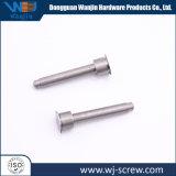 Formas especiais de cabeça sextavada personalizados de alta precisão de peças de usinagem CNC