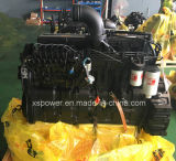 Sdlgの構築機械装置Excavactorまたはローダーまたは道のローラーまたはバックホウののためのDcec Cumminsのディーゼル機関6ltaa8.9-C260ローダー