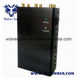 6 Verkiesbare Handbediende GPS 3G 4G Cellphone van de antenne Blocker