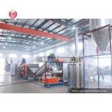 Película de plástico/PE/PP/HDPE Lavado Line/ Máquina de reciclaje