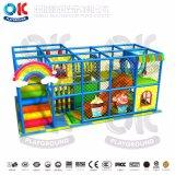 Уникальная конструкция для использования внутри помещений игровая площадка для детей