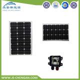 Monocrystalline солнечная панель солнечных батарей модуля 65W с 4 линиями и 25 летами продолжительности жизни