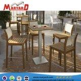 耐久のチークの木製のダイニングテーブルの一定のダイニングテーブルおよび椅子のフランスの食事の椅子