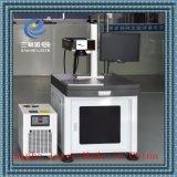 3W УФ лазерная маркировка машины для труб из нержавеющей стали