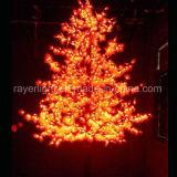 Hotel decoración navideña de la altura de 2,5 m de luz LED de Sauce