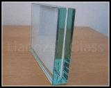 5мм+шелк+5мм искусства стекло/бутерброда стекло/защитное стекло/тонированное ламинированное стекло для украшения