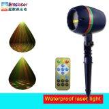 Het hete Licht van de Laser van de Tuin van de Laser van de Verkoop Openlucht Waterdichte voor Kerstmis