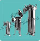 L'acciaio inossidabile 316 canta la custodia di filtro del Multi-Sacchetto & del sacchetto per l'industria delle bibite & dell'alimento