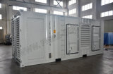750kVA Aangedreven Cummins Containerized Geluiddichte Diesel Genset met de Interne Automatische Bank van de Lading