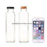 300 ml de leite bebidas água gasosa garrafa de vidro
