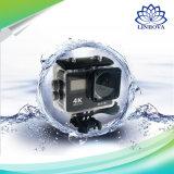 videocamera portatile dell'automobile DVR DV della macchina fotografica di azione di sport di 2.4G WiFi 4K ultra HD per gli sport esterni