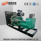Shangchai 엔진을%s 가진 중국 공급자 100kw 전력 디젤 엔진 발전기