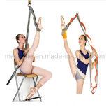 Faixa de Resistência de ioga /Algodão Strapt Fitness Yoga /Exercício Correia Ioga +Âncora da Porta