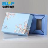 Прямоугольная Подарочная упаковка верхней и нижней части усовершенствованная синий Подарочная упаковка