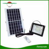 屋外の太陽エネルギーLEDのフラッドライトの太陽洪水ライト10W 20W 30W 40W 50W