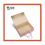 자석 편평한 접히는 선물 상자를 주문 설계하십시오