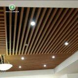 Facile à nettoyer l'usine suspendu au plafond du déflecteur décoratifs en aluminium