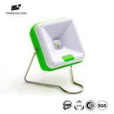Asequible portátil Tabla Solar LED lámpara de lectura para interiores la iluminación solar