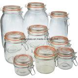 Tafelgeschirr-Erhalt/Biskuit-Glasspeicher-Glas
