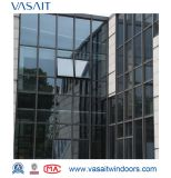 Top Hung Windowの熱Insulation Glass Curtain Wall