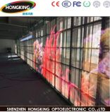 LED Couleur P5.2mm Transparent/affichage LED en verre