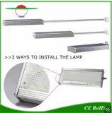 La luz exterior LED 48/70 en la pared Jardín Lámpara Solar con protección IP65 polos