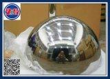304 sphère en acier creux coupé en deux moitiés