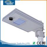 IP65 8W LED solar integrada en el exterior de la luz de la calle en una sola