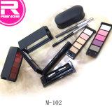 Новейшие портативные комплект для макияжа с Eyeliner Eyeshadow, гель, тушь, Lipliner карандаш