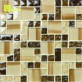 Le mattonelle di ceramica di cristallo della stanza da bagno delle mattonelle di mosaico fanno in Cina