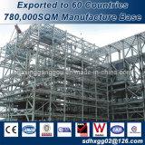 Estructura de acero resistente al moho de almacenamiento de los edificios prefabricados