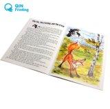 Ecoの友好的なフルカラーの教育の児童図書の印刷